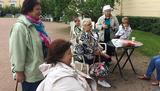 Летняя экскурсия в Павловск